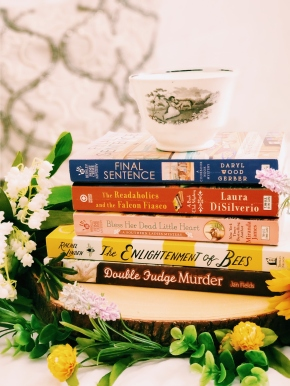 Cozy Mystery Book Haul