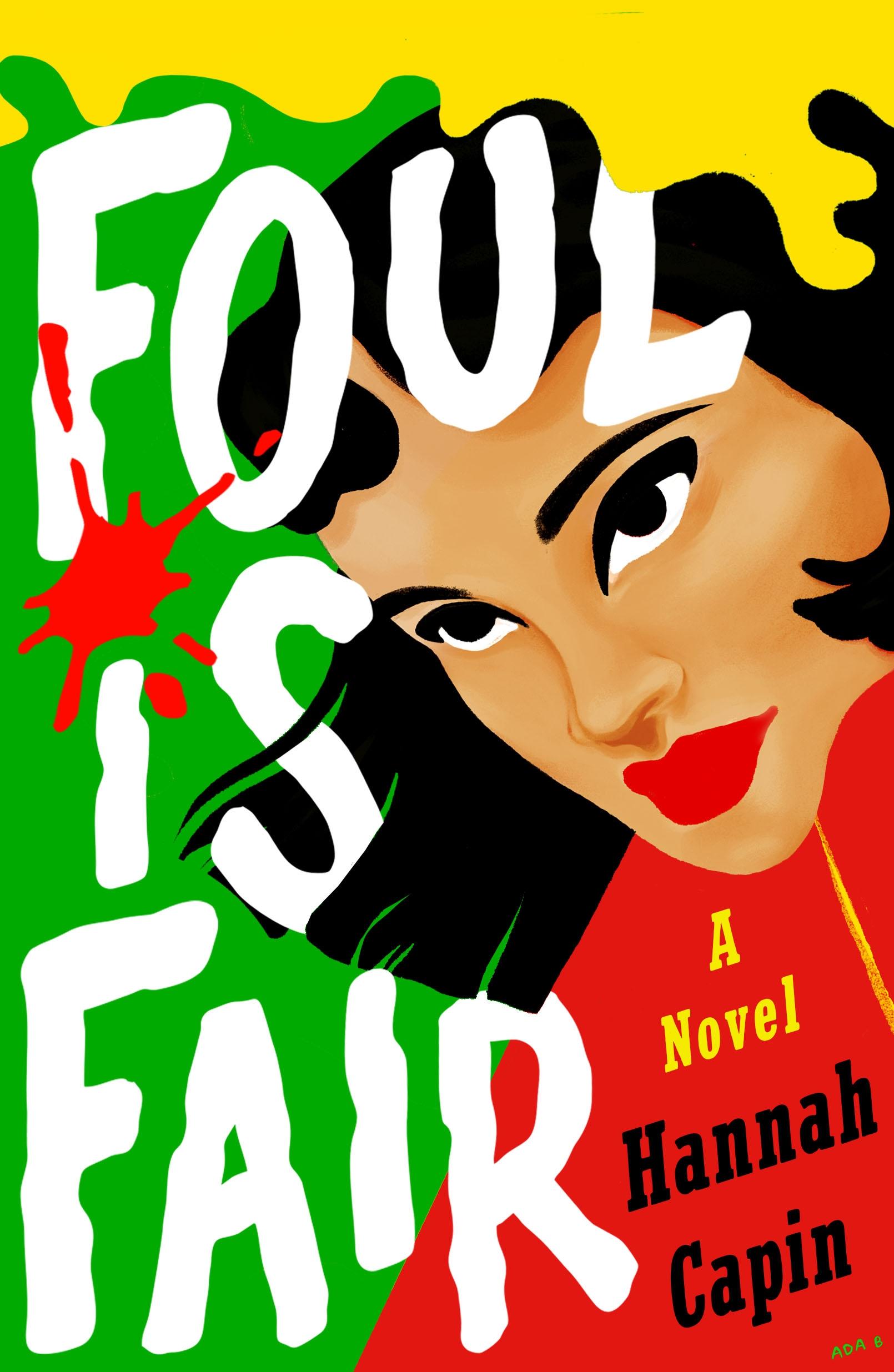 Foul is Fair_Cover